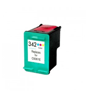 HP 342 COLOR Cartucho de tinta  color hp 342 compatible 15.5ML C9361