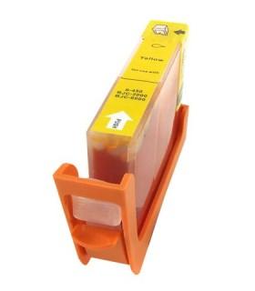 BCI-3Y CANON cartucho tinta bci-3y canon (s400) amarillo compatible bci-3y