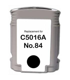 Hp 84 cartucho de tinta para impresora compatible NEGRO C5016A