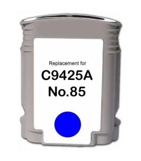 Hp 85 cartucho de tinta para impresora compatible CYAN C9425A
