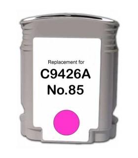 Hp 85 cartucho de tinta para impresora compatible MAGENTA C9426A