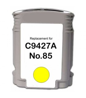 Hp 85 cartucho de tinta para impresora compatible AMARILLO C9427A