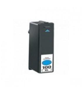 LEXMARK 100XL CIAN cartucho compatible LEXMARK Nº100XL CYAN 12,5ML.S305/405/505/605 PRO/205/705/805/905