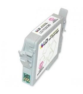 cartucho tinta para impresora epson stylus photo 950-960 magenta claro compatible t0336