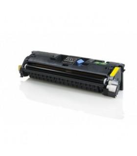 HP Q3962A/C9702A/EP-87 tóner compatible  AMARILLO 4000C.  Canon LBP2410,LBP5200,MF8170,MF8180)