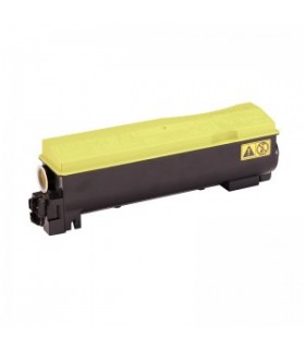 TK-570Y Toner Compatible Kyocera Amarillo TK-570 para FS-C5400 12000 pags