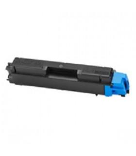 TK-590C Toner Compatible Cián Kyocera para FS-C2026/FS-C2126/ FS-C5250 5000 pags