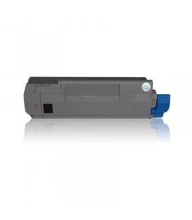 tóner compatible OKI C5600/C5700 NEGRO 6000C.