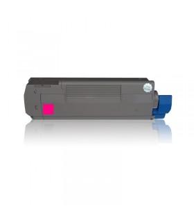 OKI C5600/C5700 Magenta tóner compatible . 2000C.