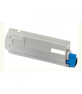 tóner compatible OKI C5650/C5750 CYAN 2000C.