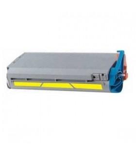 OKI c7100- c7200- c7300- c7400- c7500  AMARILLO toner compatible 10000 pags
