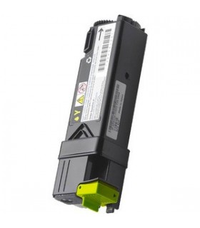 Toner Compatible Amarillo Dell 1320 2000 pags