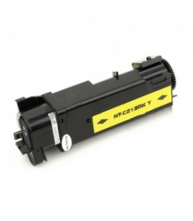 Toner Compatible Amarillo Dell 2130-2135 2500 pags