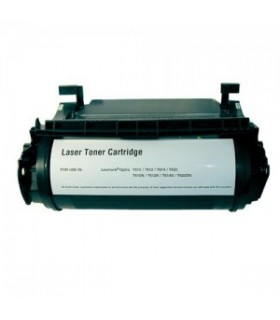 Lexmark T610 / T612 / T613 / T614 toner compatible 25.000 pags.
