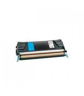 LEXMARK C522/C524/C530/C532/C534 cián tóner compatible   3000C.