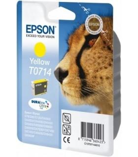 Epson T0714 Cartucho original amarillo