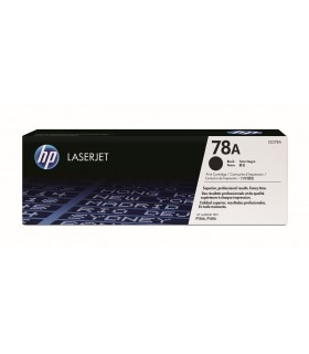 Cartucho toner original impresora hp laser negro ce278a para p1500/ p1600/ p1560/ p1566/ p1606dn