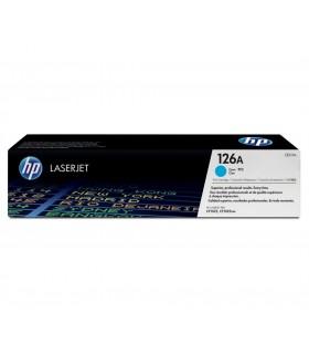 Cartucho de tóner cian Original HP 126A LaserJet CE311A