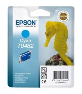 cartucho cián original Epson T0482