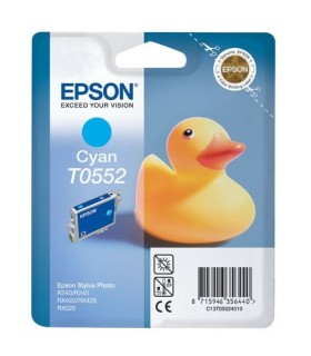 Epson T0552 cartucho cián original