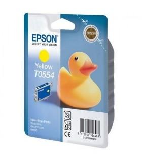 Epson T0554 cartucho amarillo original