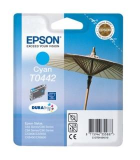 Epson T0442 cartucho cián original