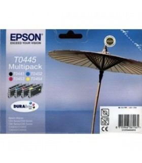 Epson T0441+T0442+T0443+T0444 Multipack original 4 colores