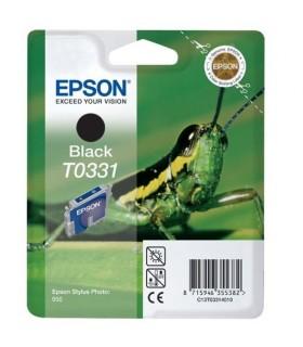 cartucho negro original Epson T0331