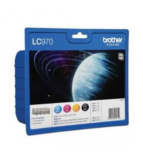 pack original Brother lc970 (4 colores)