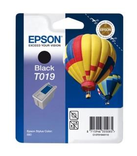 cartucho original negro Epson T019