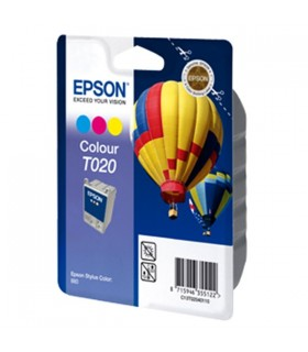 cartucho color original Epson T020