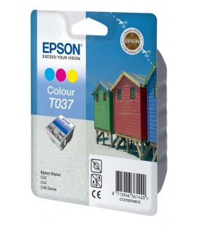 cartucho color original EPSON T037