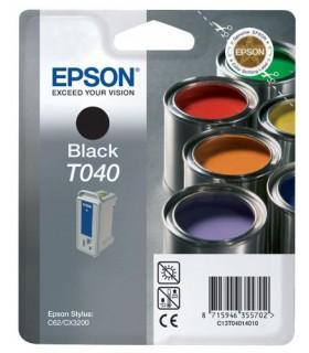 cartucho original negro Epson T040