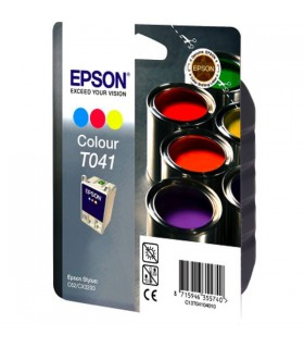 cartucho color original Epson T041