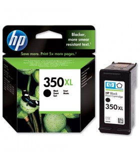HP 350XL cartucho original negro CB336EE