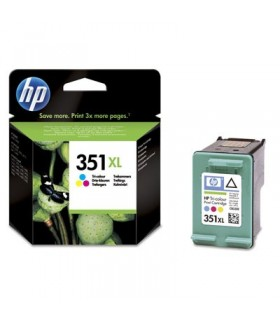 HP 351XL cartucho original color  CB338EE