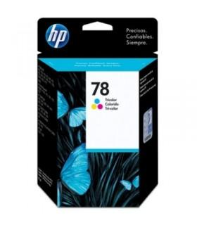cartucho original color HP 78
