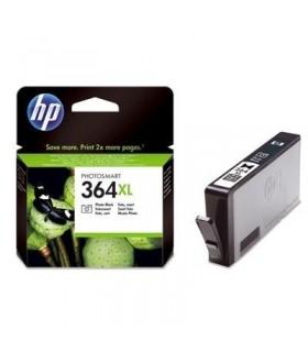 HP 364XL (CB322EE) cartucho negro fotográfico original