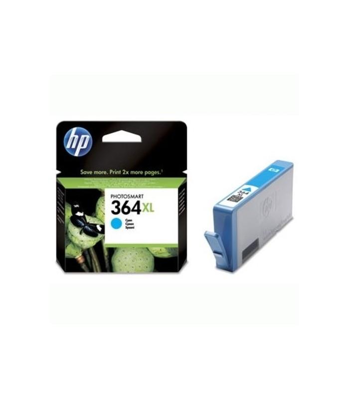 HP 364XL CB323EE cartucho cián original