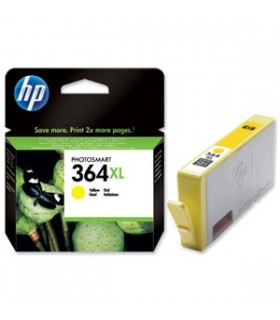 cartucho amarillo original HP 364XL CB325EE