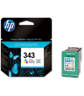 cartucho original color HP 343