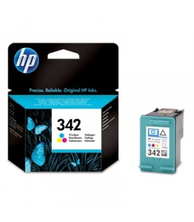 cartucho original color HP 342