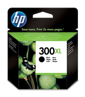 cartucho negro original HP 300XL CC641EE