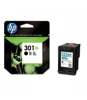 cartucho negro original HP 301XL CH563