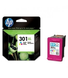 cartucho color original HP 301XL CH564