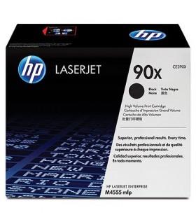 TONER LASER NEGRO HP 90X 24.000 PAGINAS LASERJET M/4555MFP/602/603