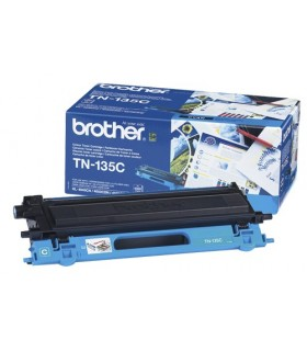 BROTHER TN-135C TONER - HL 4040 CN, HL 4050 CDN - CYAN