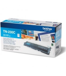 Toner original brother laser cian tn230c 1.400 páginas