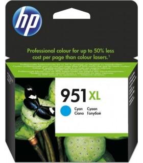 cartucho original Cián alta capacidad HP 951XL CN046AE