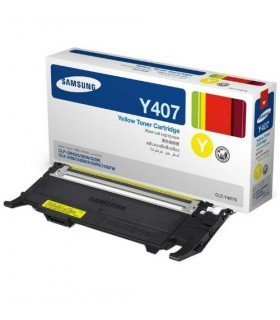 Toner original samsung amarillo clt-y4072s para clt-320 clt-325 clx-3185